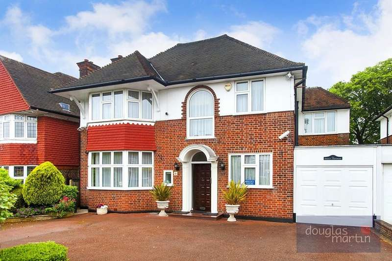6 Bedrooms Detached House for sale in Manor Hall Avenue, London, NW4
