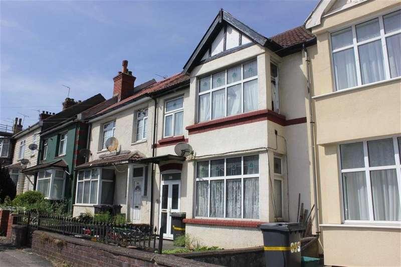 3 Bedrooms Terraced House for sale in Muller Road, Eastville, Bristol