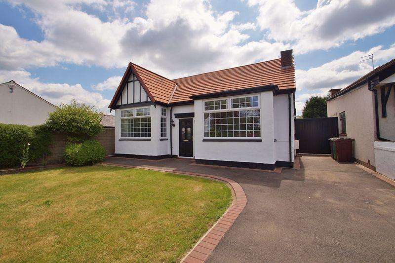 2 Bedrooms Detached Bungalow for sale in Beresford Drive, Churchtown