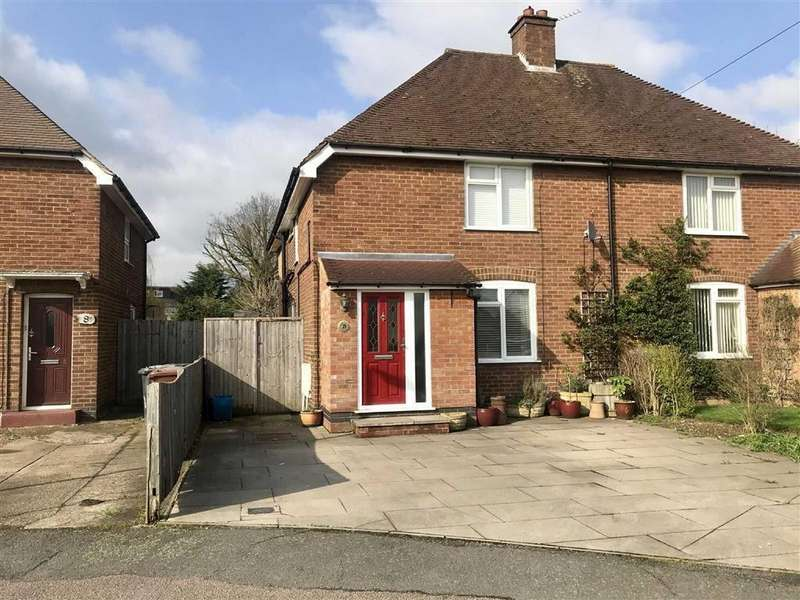 3 Bedrooms Semi Detached House for sale in Northfield Road, Borehamwood, Hertfordshire