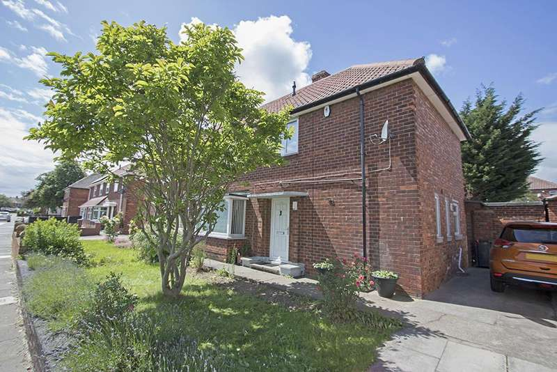 3 Bedrooms Semi Detached House for sale in Glendale Road, Tollesby TS5