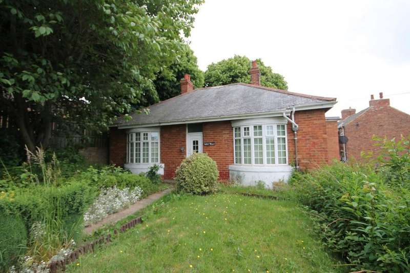 3 Bedrooms Detached Bungalow for sale in Duncombe Bank, Ferryhill