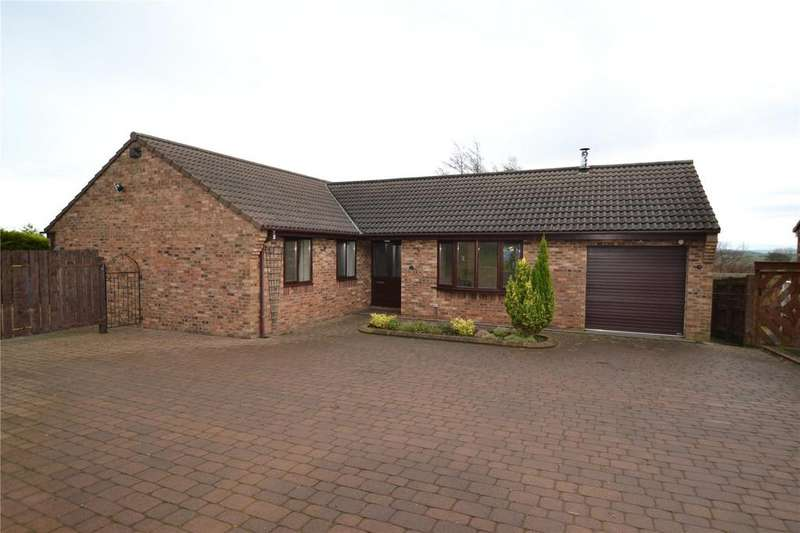 3 Bedrooms Detached Bungalow for sale in Ashbrooke Court, Hutton Henry, Hartlepool, TS27