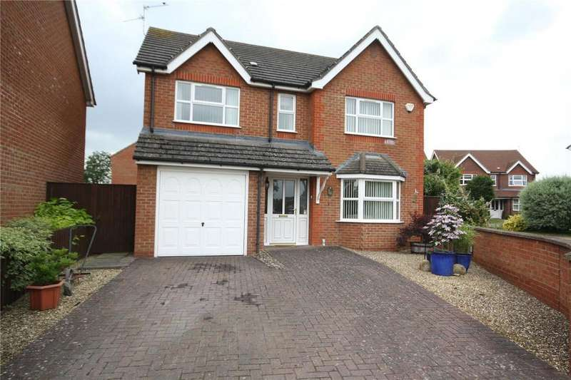 4 Bedrooms Detached House for sale in Abbey Road, Sleaford, Lincolnshire, NG34