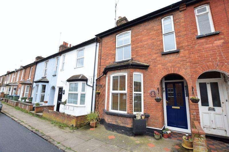 3 Bedrooms Terraced House for sale in Norfolk Terrace, Aylesbury