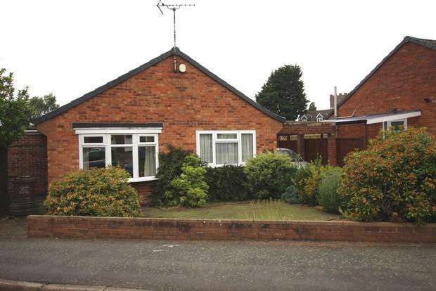 2 Bedrooms Detached Bungalow for sale in Chappell Close, Thurmaston, Leicester, LE4