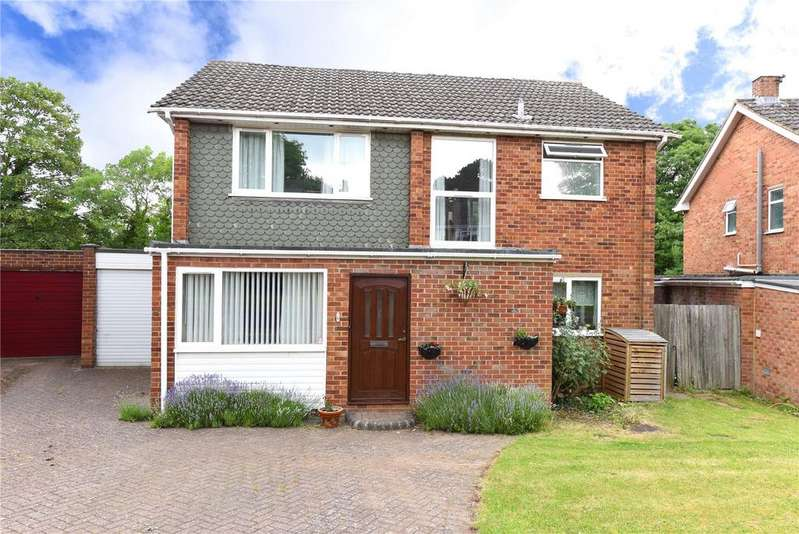 4 Bedrooms Detached House for sale in Cecil Aldin Drive, Tilehurst, Reading, Berkshire, RG31