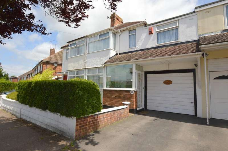 3 Bedrooms Terraced House for sale in Tenth Avenue, Luton, Bedfordshire, LU3 3EP
