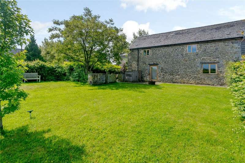 3 Bedrooms Barn Conversion Character Property for sale in Balance Barns, Titley, Kington, Herefordshire