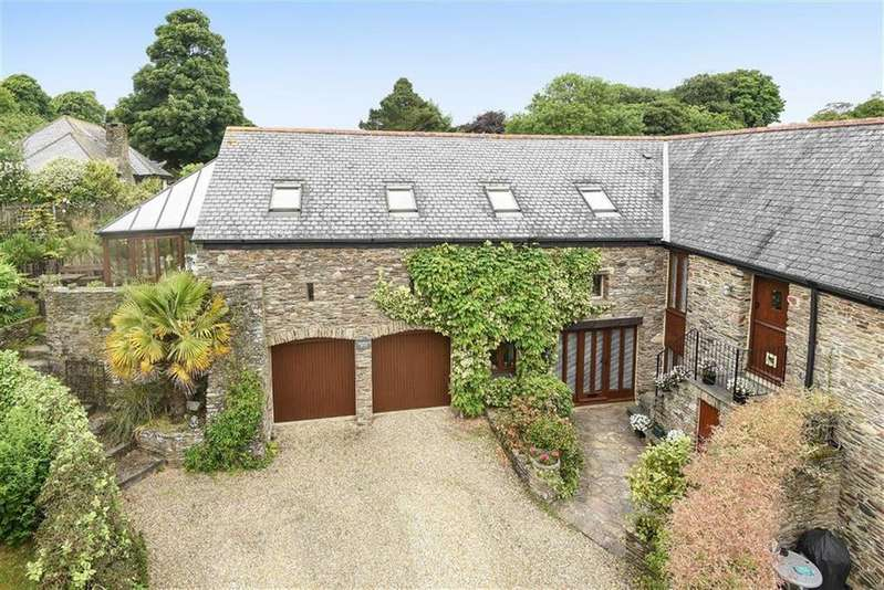 4 Bedrooms Semi Detached House for sale in Manor Court, Stoke Fleming, Devon, TQ6