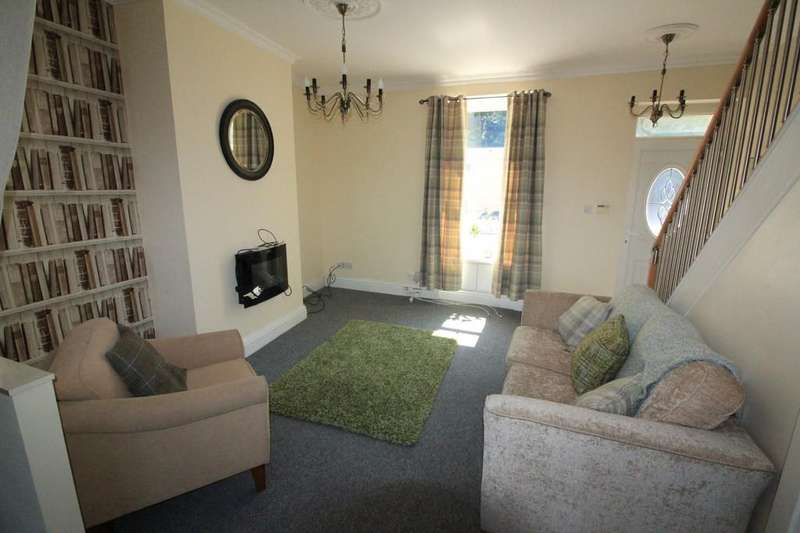 2 Bedrooms Terraced House for sale in Tockholes Road, Darwen