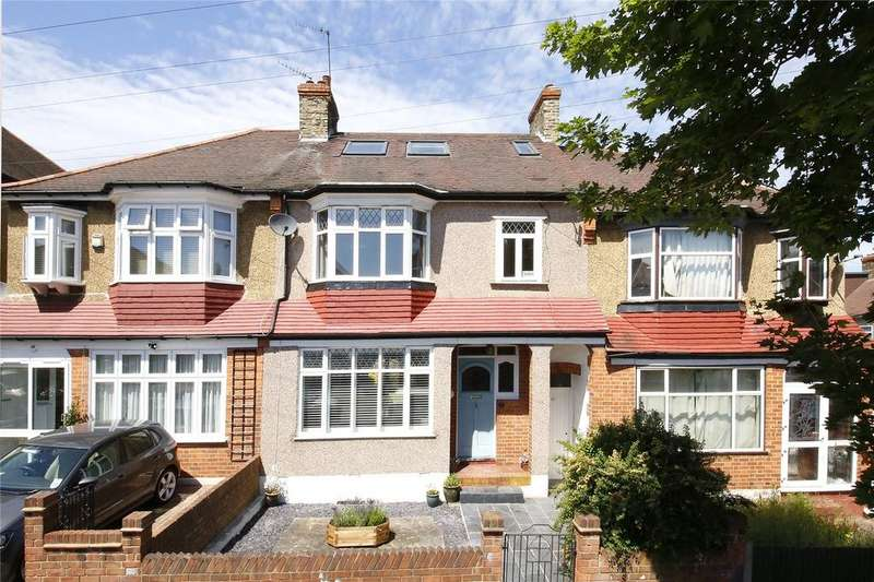 4 Bedrooms House for sale in Winsford Road, Catford, London, SE6