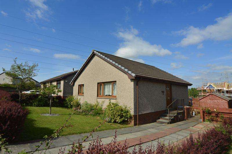 2 Bedrooms Detached Bungalow for sale in Margaret Drain Crescent, Drongan