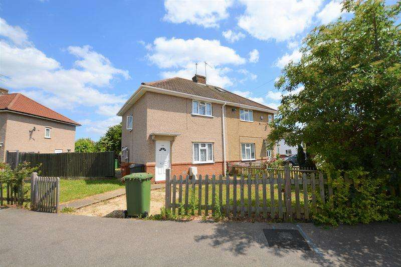 3 Bedrooms Semi Detached House for sale in Hazlemere Road, Slough