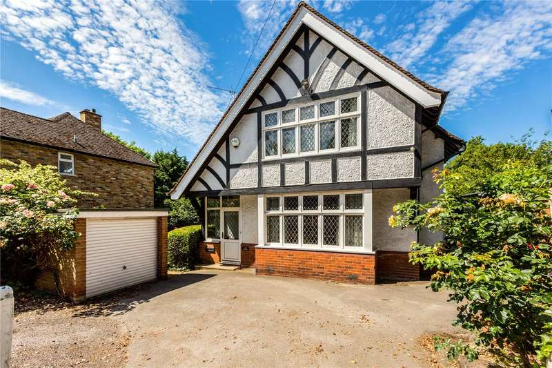 4 Bedrooms Detached House for sale in Gringer Hill, Maidenhead, Berkshire, SL6