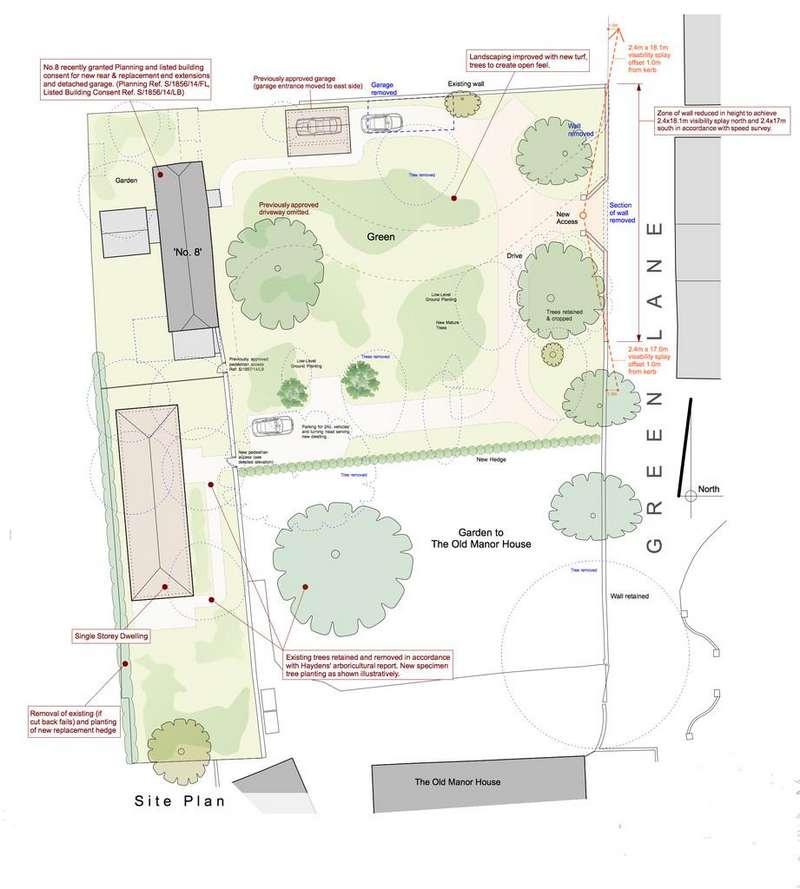 3 Bedrooms Plot Commercial for sale in Building Plot, Green Lane, Linton