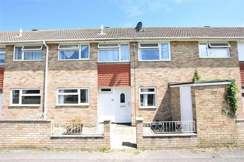 4 Bedrooms Terraced House for sale in Bishopdale, Bracknell, Berkshire, RG12