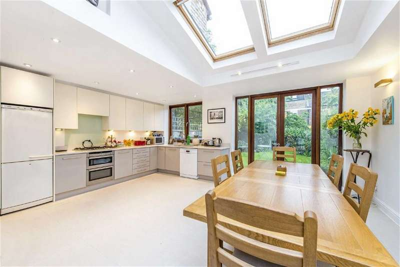 4 Bedrooms House for sale in Ribblesdale Road, Furzedown, London