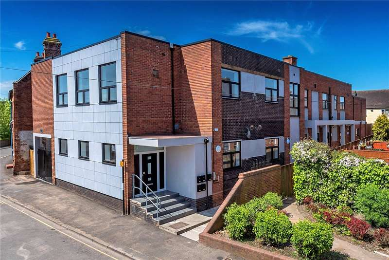 3 Bedrooms Flat for sale in Apartments 1-6 Listley Place, 27 Listley Street, Bridgnorth, Shropshire, WV16