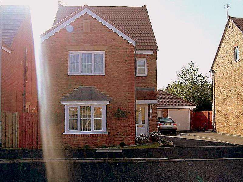 4 Bedrooms Property for sale in Sherbourne Villas, Stakeford Lane, Choppington, Northumberland, NE62 5QA