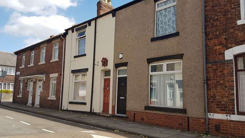 2 Bedrooms Property for sale in Belk Street, Hartlepool, Durham, TS24 8DH