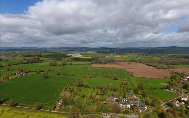Land Commercial for sale in Broxwood Court Estate, Broxwood, Leominster