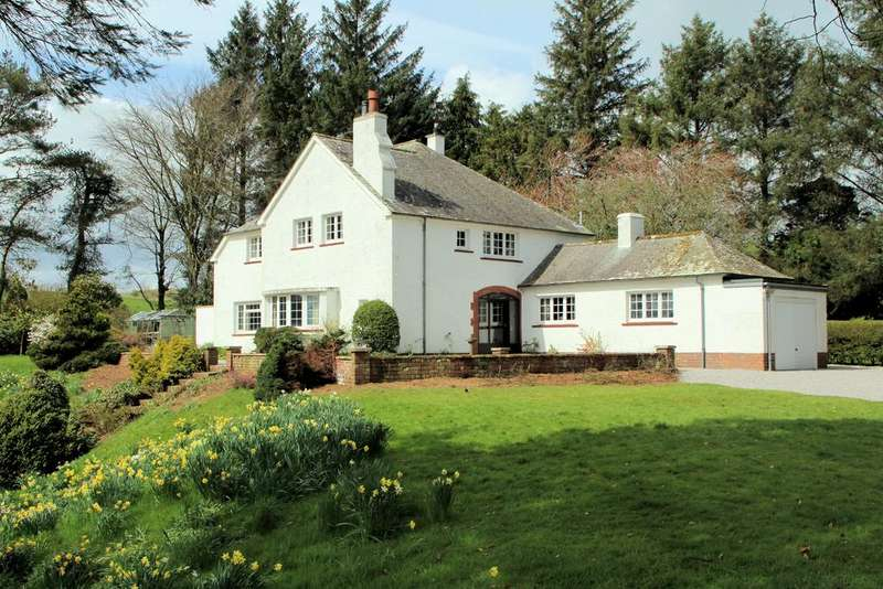 4 Bedrooms Detached House for sale in Templecroft, The Stell, Kirkcudbright DG6