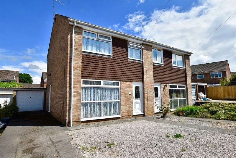 3 Bedrooms Semi Detached House for sale in Abbotsbury Road, Nailsea, Bristol, North Somerset