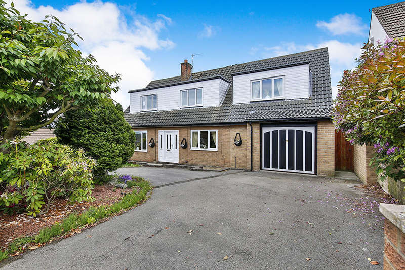 4 Bedrooms Detached House for sale in Arcadia Avenue, Chester Le Street, DH3