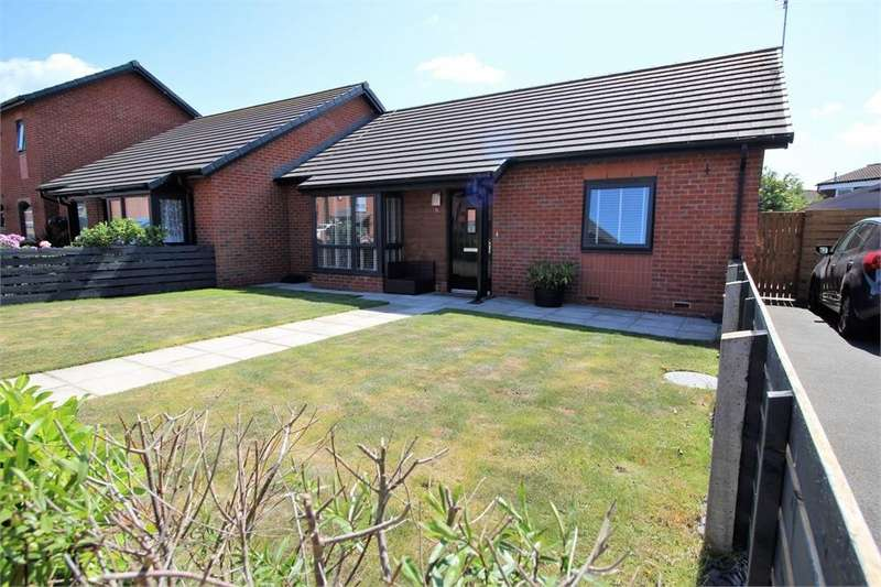 2 Bedrooms Semi Detached Bungalow for sale in Bridgemill Close, LIVERPOOL, Merseyside