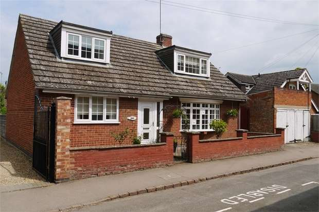 3 Bedrooms Detached Bungalow for sale in 'The Bungalow', Auriga Street, Market Harborough, Leicestershire