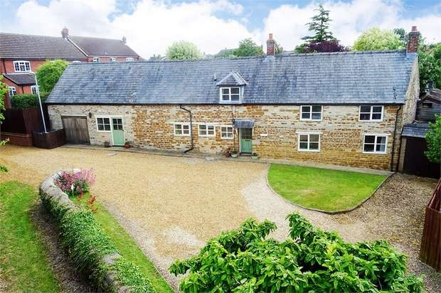 4 Bedrooms Detached House for sale in 10 Church Street, Wilbarston, Northamptonshire