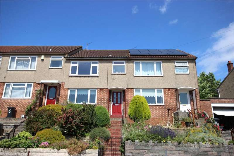 3 Bedrooms Terraced House for sale in The Ridge, Shirehampton, Bristol, BS11