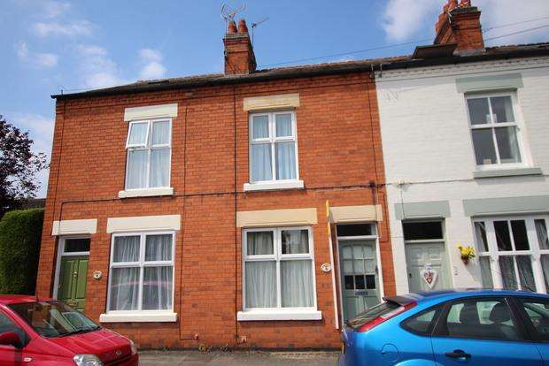 2 Bedrooms Terraced House for sale in New Street, Queniborough, Leicester, LE7