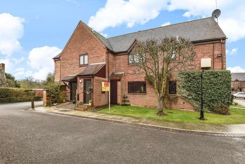2 Bedrooms Retirement Property for sale in Marshalls Court, Newbury, RG14