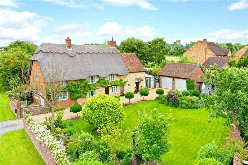 4 Bedrooms Unique Property for sale in High Street, Sherington, Buckinghamshire