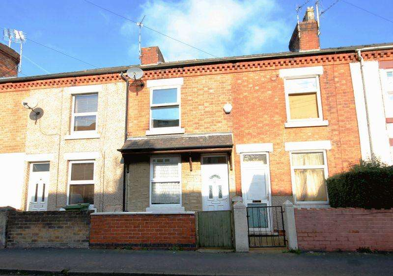 2 Bedrooms Terraced House for sale in RAY STREET, HEANOR