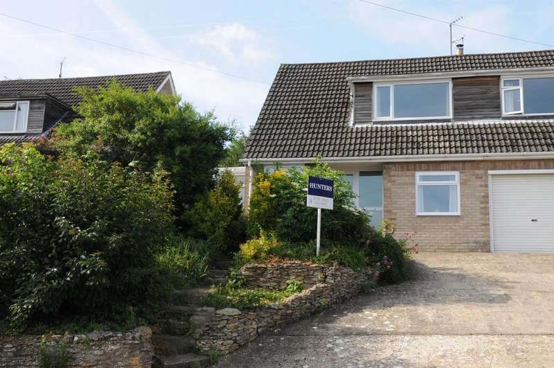 3 Bedrooms Semi Detached House for sale in Kings Road, Stroud, GL5 3SE
