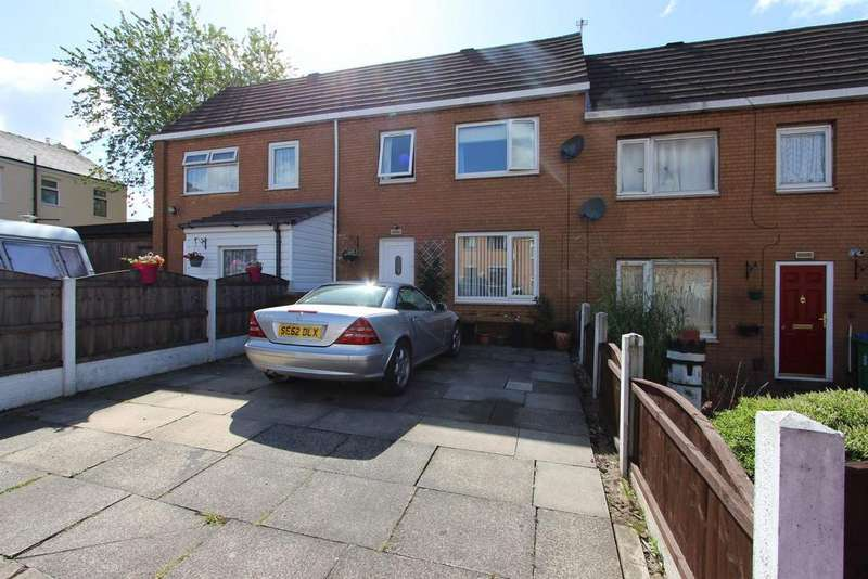 3 Bedrooms Terraced House for sale in Turton Close, Heady Hill, Heywood
