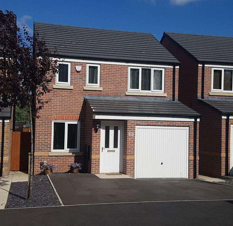 3 Bedrooms Detached House for sale in Millfield Park, Golborne, WA3 3XS