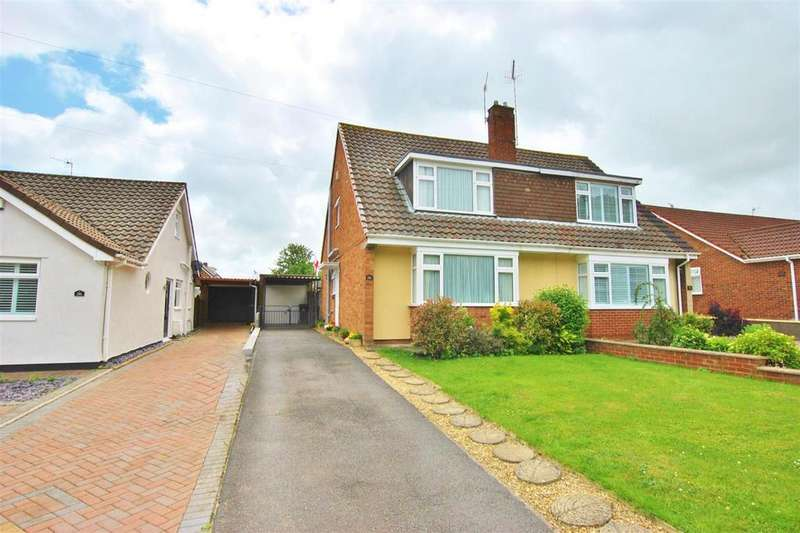3 Bedrooms Semi Detached House for sale in Fortfield Road, Whitchurch, Bristol