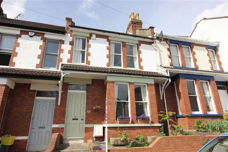 3 Bedrooms Terraced House for sale in Cairns Road, Westbury Park, Bristol