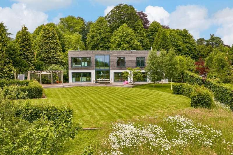5 Bedrooms Detached House for sale in Steep, Hampshire