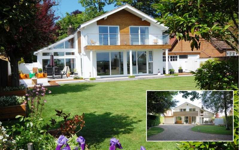 4 Bedrooms Detached House for sale in North Thoresby