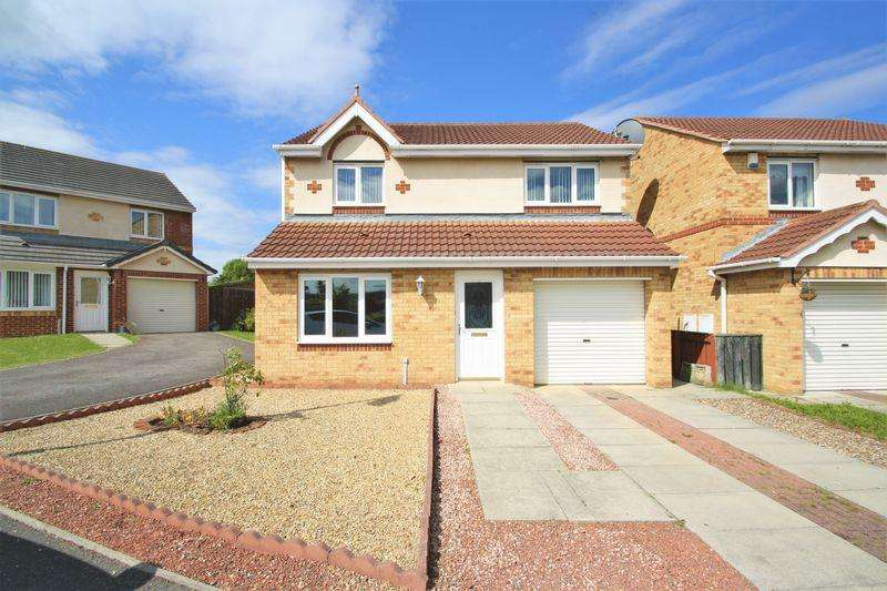 3 Bedrooms Detached House for sale in Van Mildert Way, Lower Hartburn, Stockton-On-Tees, TS18 3UF
