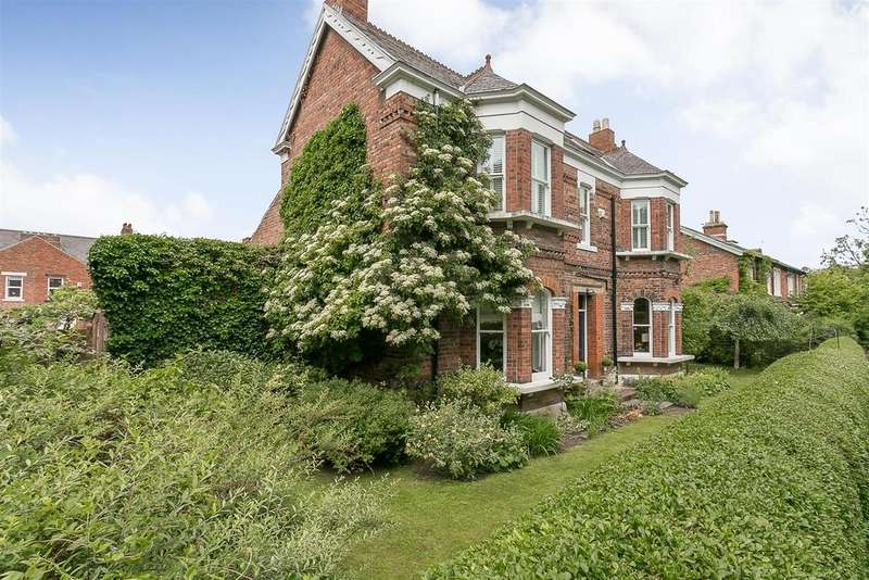 6 Bedrooms Detached House for sale in Dilston Terrace, Gosforth, Newcastle upon Tyne