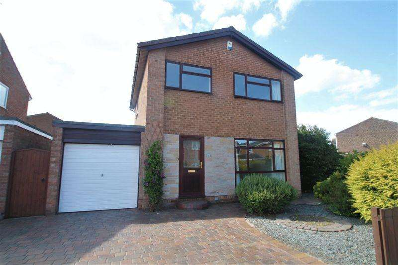3 Bedrooms Detached House for sale in Wallington Road, Billingham