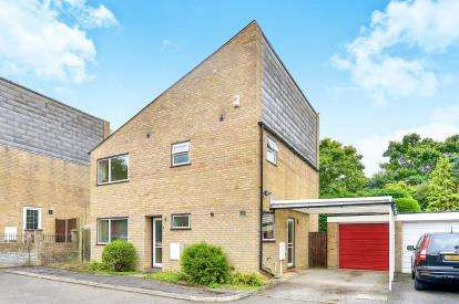 4 Bedrooms Detached House for sale in Ashfield, Stantonbury, Milton Keynes, Buckinghamshire