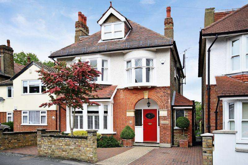 5 Bedrooms Detached House for sale in SUTTON