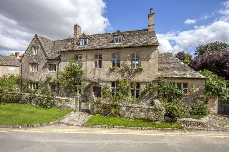 6 Bedrooms Detached House for sale in Arlington, Bibury, Cirencester, Gloucestershire, GL7